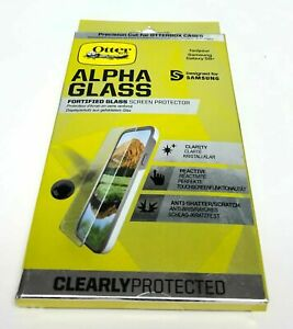 Otterbox Alpha Glass Samsung Galaxy S8 Plus Tempered Glass Screen Protector