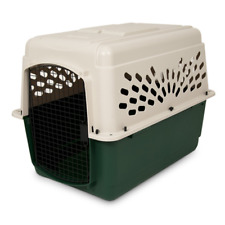 Portable Dog Crate Kennel Xl Large Dogs Travel Pet Carrier Bed Home Secure