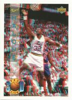 Karl Malone Upper Deck Pro View 3D 1993-94 NBA Basketball Card #1