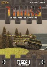 Flames of War Entièrement neuf dans sa boîte TANKS GERMAN TIGER 1 réservoir d'expansion gfntanks 28