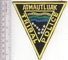American Indian Tribe Police Alaska Atmautluak Tibal Police Department Central