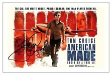 TOM CRUISE SIGNED PHOTO PRINT AUTOGRAPH AMERICAN MADE
