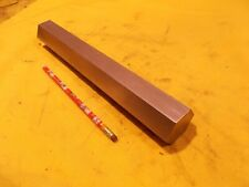 316 Stainless Steel Hex Bar Machine Shop Rod Metal Stock 1 58 X 12 Oal