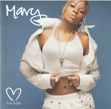 MARY J. BLIGE : LOVE & LIFE / CD - TOP-ZUSTAND