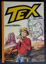TEX CONTRO MEFISTO - CARTONATO MONDADORI 1978