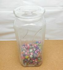 1X Wedding Event Lolly Candy Buffet Apothecary Jar 22cm High
