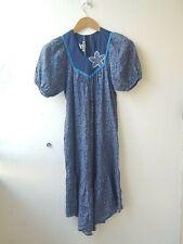 Vintage Liberty House Hawaiian Long Dress