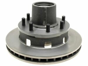 For 1977-1986 Chevrolet K20 Brake Rotor and Hub Assembly Front Raybestos 67992WC