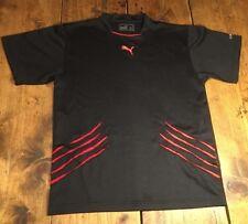 Original PUMA Sport Shirt (mit eingearbeiteten Kratzspuren des Pumas) Gr. M