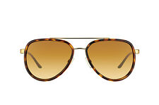 NWT Michael Kors Sunglasses MK 5006 10342L Tortoise Gold/Brown Gradient 57mm NIB