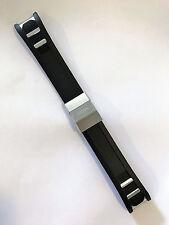 Citizen Signature Octavia Perpetual BL5460-00E Black Rubber Strap Bracelet