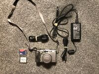 Canon PowerShot G3 Camera 4.0 Mega Pixels PC1032- VG Used. See Description.