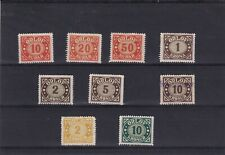 0434 Iceland ( revenue) MNH 1944 Nice lot of stamps see scan