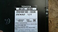 8612006460 INFO-GPS-TV SCREEN FITS 07-09 CAMRY 279970