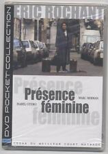 DVD PRESENCE FEMENINA CORTO PELÍCULA D PATRIOTAS DE ERIC ISABEL OTERO MARC