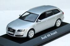 Minichamps Audi A6 Avant C6 (Typ 4F) Bj. 2004-2008, M. 1:43, silbermetallic