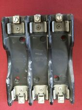 *LOT OF 2* 60A 60 AMP 600V MARATHON FUSE BLOCK HOLDER , 4100035