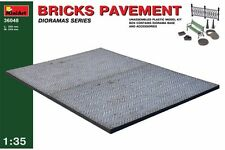 Miniart 36048 1/35 Bricks Pavement