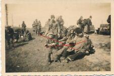 Nr.23382 Foto 2,Weltkrieg Vormarsch in Polen Juden  5,5 x 8,5 cm