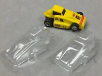 Tyco HO Slot Car Parts  440x2 Wide-Pan Sprint Car Lexan Body Lot of 2 - NEW ! !