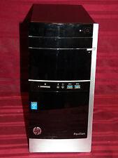 HP Pavilion 500 MT Tower - 4th Gen i5/8GB/500GB HD/DVDRW/USB 3.0/WiFi/