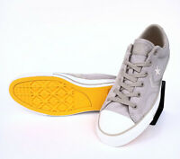 Converse Cons Star Player OX Sneaker Herren Damen Unisex Beige Weiß Grau 156628C