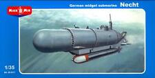 MikroMir Models 1/35 GERMAN NECHT WWII MINI SUBMARINE