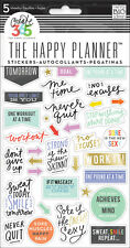 The Happy Planner FITNESS PLANNER Stickers - 5shts