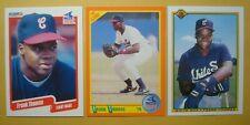 Lot *FRANK THOMAS - Big HURT**MLB Baseball ROOKIE Cards**Chicago WHITE SOX**RC*
