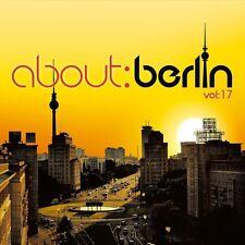 ABOUT:BERLIN VOL:17 (CLUESO, FELIX JAEHN, KUNGS, ALLE FARBEN,...)  2 CD NEU