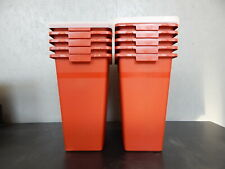 Lot of 8 McKesson Prevent 8 Gallon Sharps Container