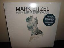 "Mark Eitzel ""Hey Mr Ferryman"" 2017 Vinyl LP with Digital Download, New, Mint"