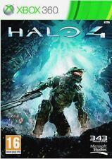 Halo 4 XBOX 360 Disco de Juego PAL Súper Rápido UK Post