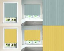 Tracery Submarine & Drizzle Blackout Roller Windows Blinds Cut To Size Safety