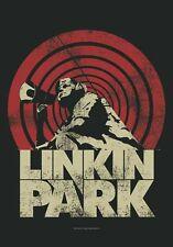 Linkin Park Fahne Flagge Loud & Clear Posterfahne Posterflagge Textilposter flag