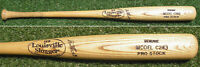 Spring Training Game Used Bat, Louisville Slugger C243, Great for Autographs