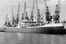 rp02108 - Palm Line Cargo Ship - Akassa Palm , built 1958 - photo 6x4