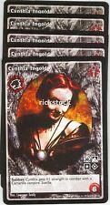 Cynthia Ingold x5 Ahrimanes BL