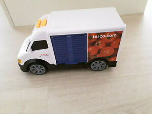 TESCO GROCERY DELIVERY VAN TOY