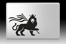 "Rasta Lion Decal Sticker For MacBook Air Pro Retina 11"" 13"" 15"" 17"""