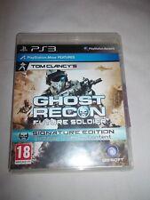 Sony Playstation 3 Console PS3 Jeu-Tom Clancys Ghost Ranger Soldat du Futur