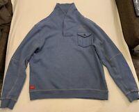 COOGI Melbourne Rare Men's Sweater Cotton Poly Blend Fleece Pullover XXL EUC