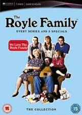 The Royle Family The Complete Collection (Caroline Aherne) New Region 2 DVD