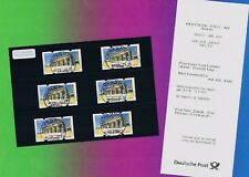 Berlin Atm Mk 1987 11 Werte 4 Maximumkarten Carte Maximum Card Mc Cm A9257 Diverse Philatelie Briefmarken