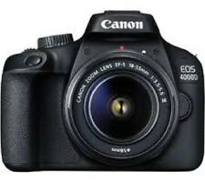 CANON EOS 4000D DSLR KIT  Camera with EF-S 15-88 mm + CANON BAG 16GB SD CARD