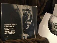 Rolling Stones december's children MONO 180g Vinyl LP new sealed from 2016 box