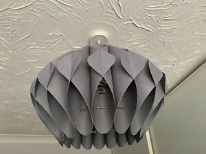 Grey  Light Shade - from Debenhams. In excellent condition
