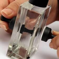 2oz 60ml Ferrofluid Magnetic Display / Ferrofluid in a Glass Bottle + 2 Magnets