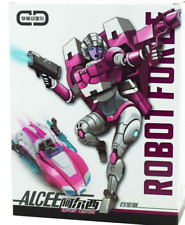 Weijiang Transformers autobot warrior arcee classic action figure gift kid toys