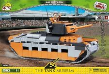 blocks Cobi Toy  Matilda Mk.II A12 Tank  panzer small army bricks  2495